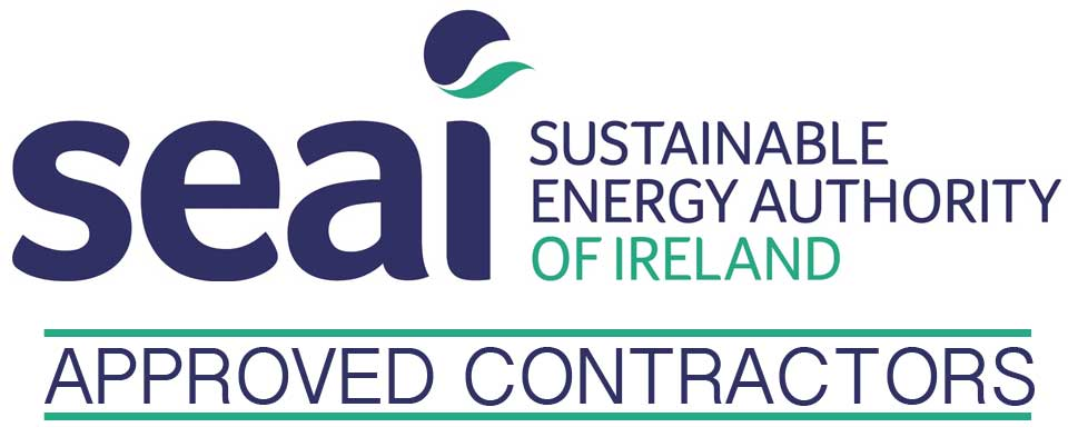 SEAI grant heating controls grant information