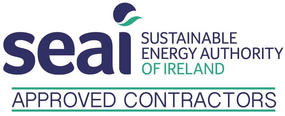 SEAI grant heating controls grant information