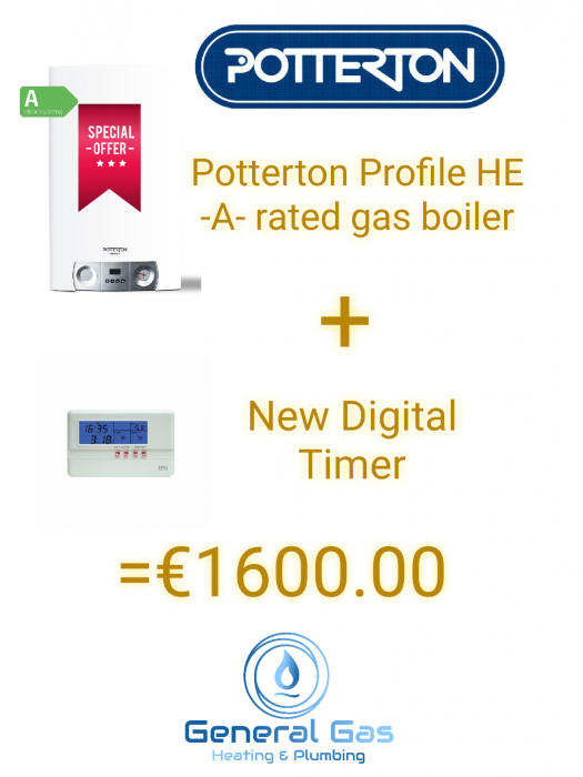 new Gas Boiler Cost ?-SEAI registered for instant grant approval