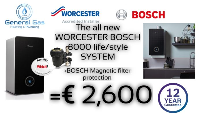 Worcester, Bosch Group Originally founded in 1962, Worcester became part of the Worldwide Bosch Group in 1996 and are the UK market leader in domestic boilers. Current product range includes gas and oil boilers, hot water cylinders, renewable technologies such as heat pumps and solar water heating systems, as well as controls and accessories. Commitment to the highest standards of manufacturing over the last 50 years, has led bosch boilers to receive coveted Which? Best Buy awards for four years running. There headquarters is based in Worcester. All the main functions of the business are located including the manufacturing of gas boilers.